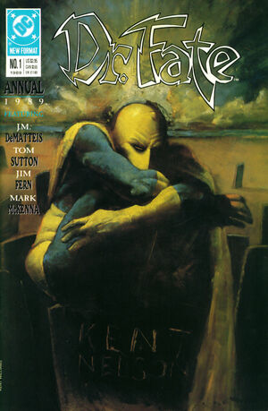 Doctor Fate Annual Vol 2 1