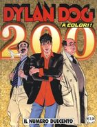 Dylan Dog Vol 1 200
