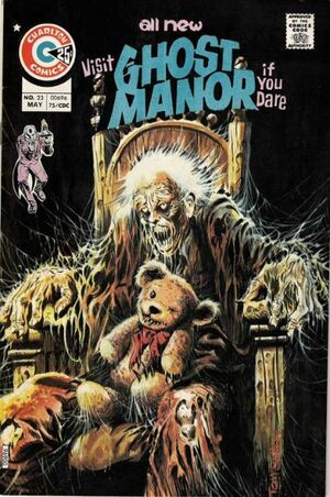 Ghost Manor Vol 2 23