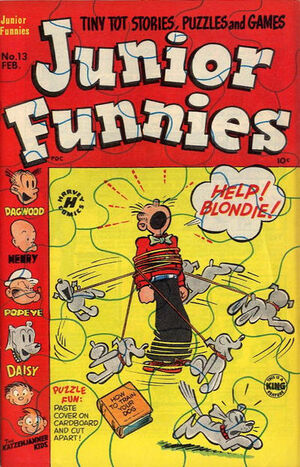 Junior Funnies Vol 1 13