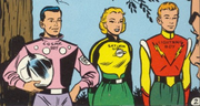 Legion of Super-Heroes Plastino