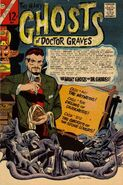 Many Ghosts of Dr. Graves Vol 1 1