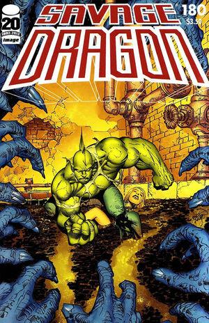 Savage Dragon Vol 1 180