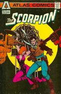 Scorpion Vol 1 1