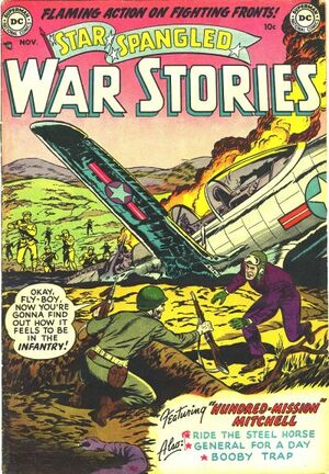 Star-Spangled War Stories Vol 1 3