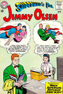 Superman's Pal, Jimmy Olsen Vol 1 75
