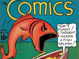 The Comics Vol 1 4