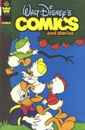 Walt Disney's Comics and Stories Vol 1 483