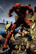 Wolverine Vol 3 24 Textless