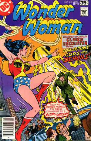 Wonder Woman Vol 1 242