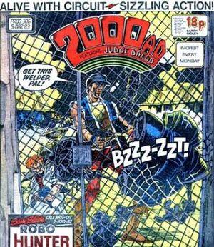 2000 AD Vol 1 306