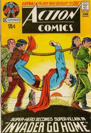 Action Comics Vol 1 401