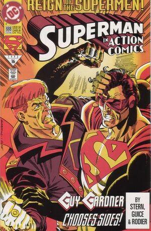 Action Comics Vol 1 688
