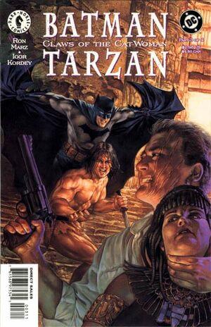 Batman Tarzan Claws of the Cat-Woman Vol 1 3