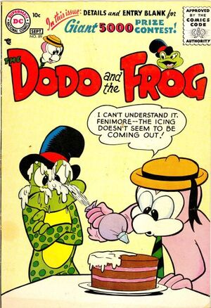 Dodo and the Frog Vol 1 89
