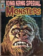 Famous Monsters of Filmland Vol 1 132