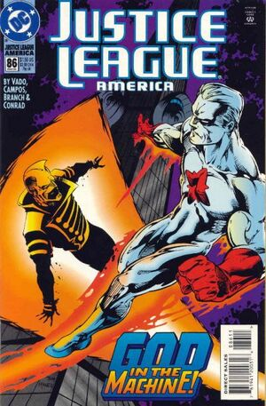 Justice League America Vol 1 86