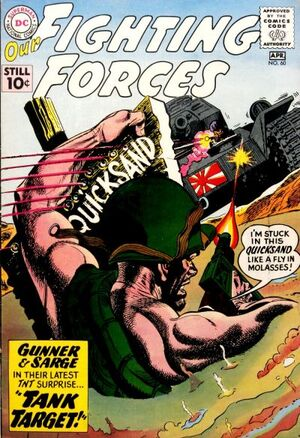 Our Fighting Forces Vol 1 60