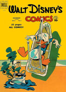 Walt Disney's Comics and Stories Vol 1 123