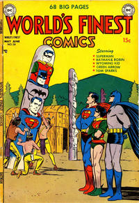 World's Finest Comics Vol 1 58