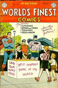 World's Finest Comics Vol 1 69