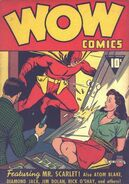 Wow Comics Vol 1 1