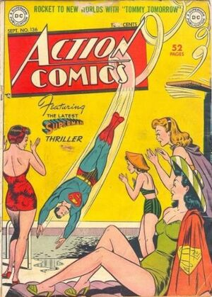 Action Comics Vol 1 136