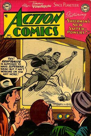 Action Comics Vol 1 187