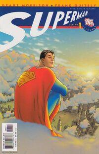 All-Star Superman Vol 1 1