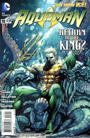 Aquaman Vol 7 18