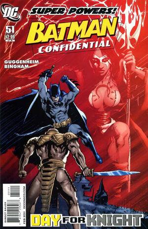 Batman Confidential Vol 1 51