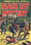 Black Cat Mystery Comics Vol 1 43
