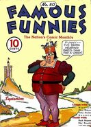 Famous Funnies Vol 1 50