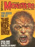 Famous Monsters of Filmland Vol 1 41