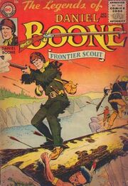 Legends of Daniel Boone 1