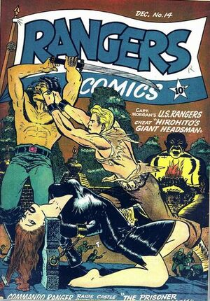Rangers Comics Vol 1 14