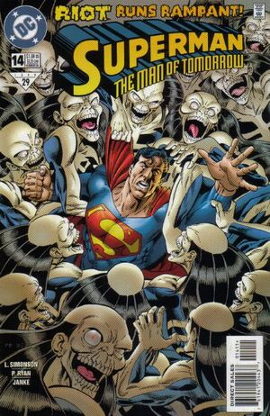 Superman Man of Tomorrow Vol 1 14