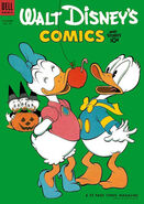 Walt Disney's Comics and Stories Vol 1 158