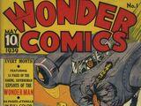 Wonder Man (Fox Publications)