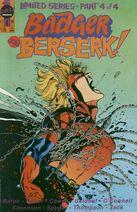 Badger Goes Berserk Vol 1 4