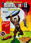 Bill Barnes, America's Air Ace Comics Vol 1 4