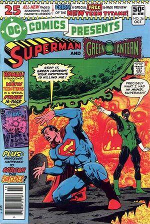 DC Comics Presents Vol 1 26