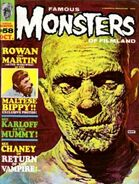 Famous Monsters of Filmland Vol 1 58