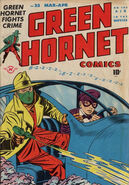 Green Hornet Comics Vol 1 33