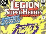 Legion of Super-Heroes Vol 2 302