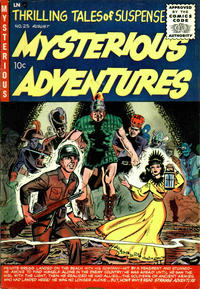 Mysterious Adventures Vol 1 25