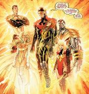 Phoenix Five (comics)