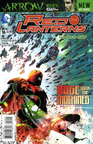 Red Lanterns Vol 1 16
