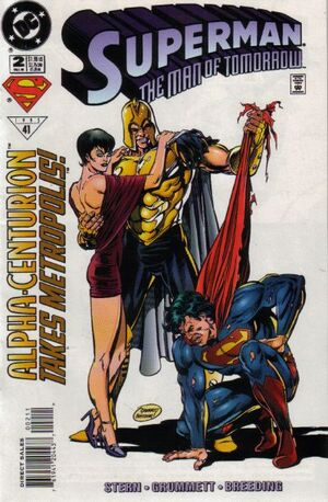 Superman Man of Tomorrow Vol 1 2