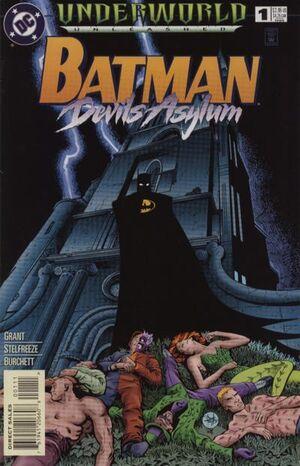 Underworld Unleashed Batman Devil's Asylum Vol 1 1
